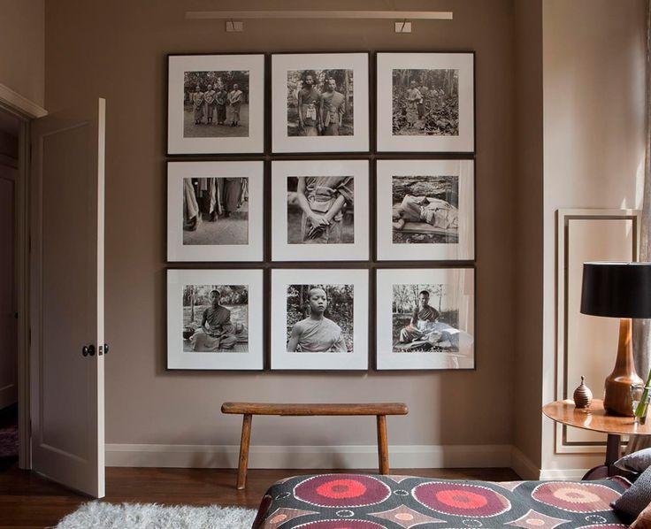 A inspiração de hoje é essa parede maravilhooooosa!! Ideal para fotos de família,momentos com amigos, viagens inesquecíveis, seus bichinhos, ou qualquer outro motivo. Venha fazer seu projeto conosco. Inspire-se!! #quadro #decoração #familia