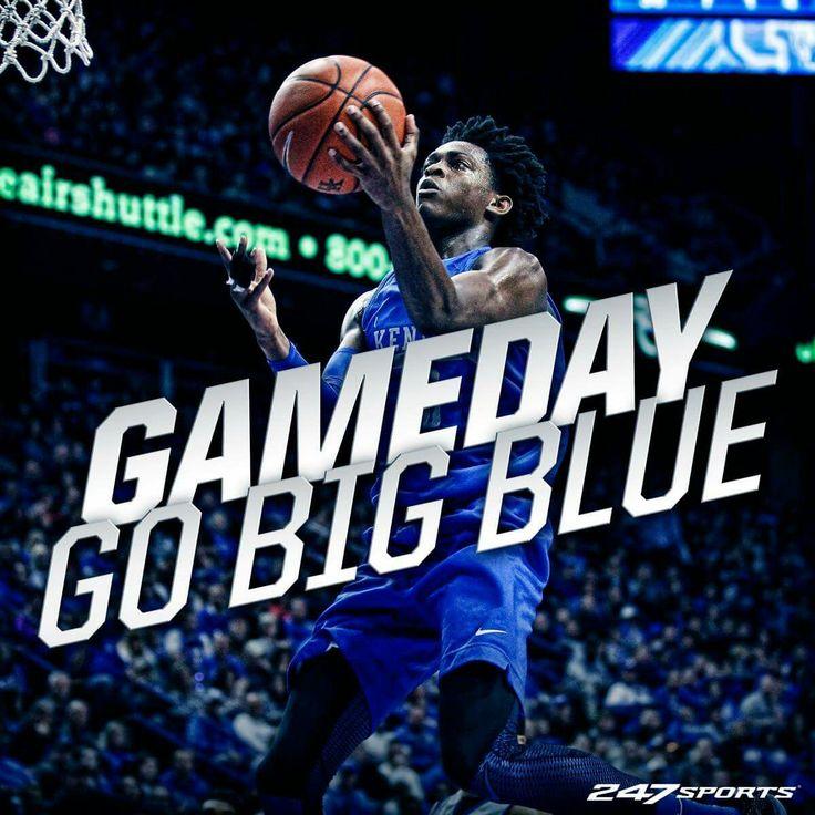 😄OH YEAH!....GO BIG BLUE!!!🤗😻🏀💙