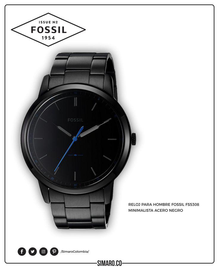 Reloj para Hombre Fossil FS5308 https://goo.gl/7BJvkR @SimaroColombia @Fossil #SimaroColombia #SimaroCo  #Fossil #Watch #Reloj #Tiempo #Time #Men #Minimalist #LoEncontramosPorTi #SimaroBr  #SimaroMx  #Navidad #Christmas  #Regalos #Gift