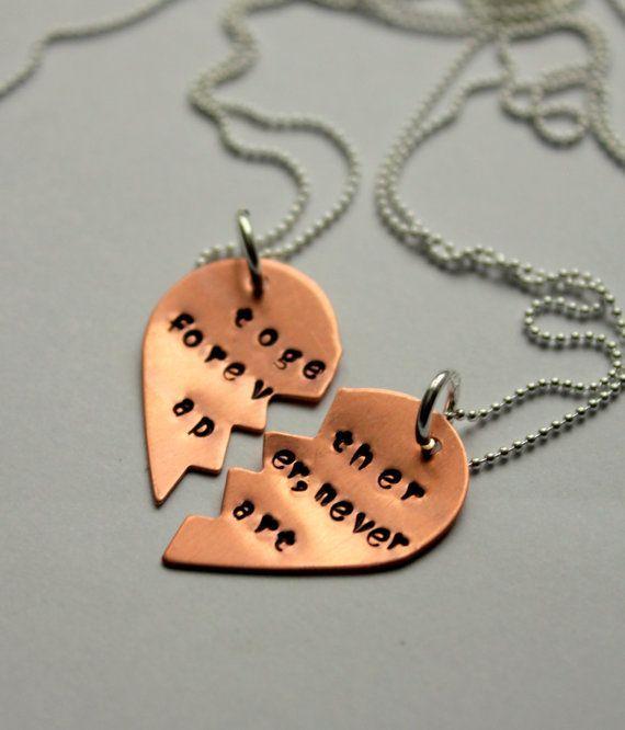 harry potter best friend necklaces | ... idea for Harry Potter best friend things:D we need to get something
