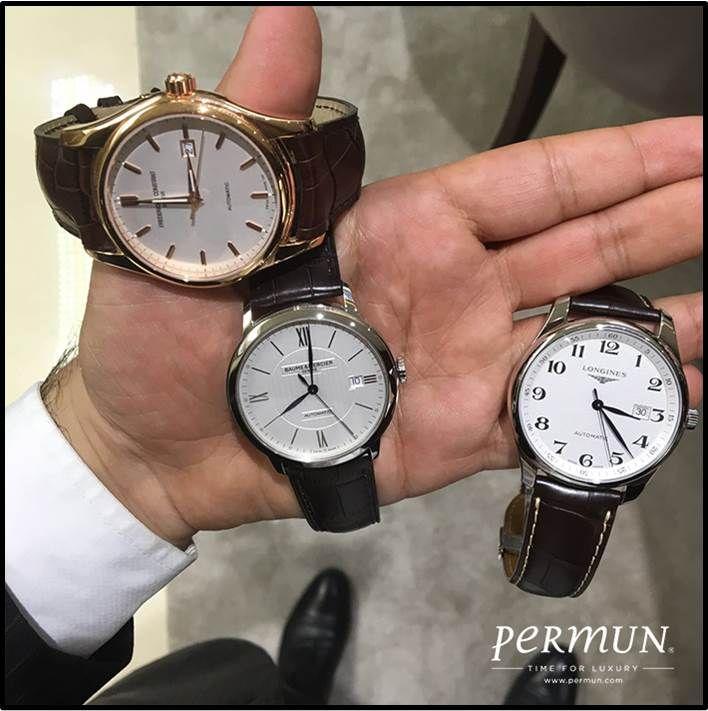 Birbirinden harika marka ve modeller, cazip fiyatları ile Korupark Permun'da sizleri bekliyor.  www.permun.com  Online alışveriş sitemiz olan www.markasaatler.com üzerinde tüm modelleri ile detayları inceleyebilirsiniz.  Tel: 0 (224) 241 31 31  #Longines #fashionista #watchmania #watchporn #love #watches #watchturkey #horology #hediye #fashionable #luxurylife #watchoftheday #watchescollection #saat #bursa #instacool #instagramturkey #fashionblogger #tr_turkey #instago #follow #instaphoto…