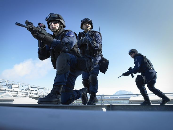 Law Enforcement Jobs in the United States Military: Military Police