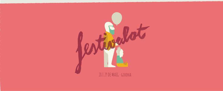 FESTIVALOT - Festival de Música en Família de Girona. Música al carrer, activitats i tallers... 28 i 29 de maig de 2016.
