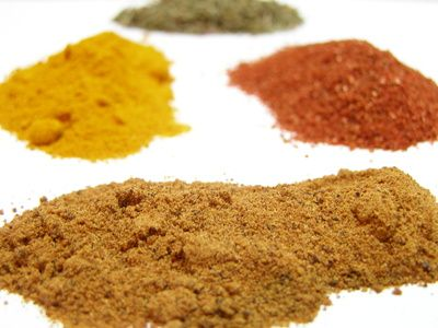 Curcumin -- the amazing anti inflammatory anti oxidant spice.  Improves digestion.