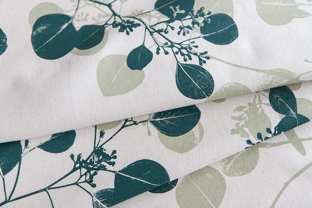 Silver Gum in Eucalyptus & Moss by Ink & Spindle, via Flickr