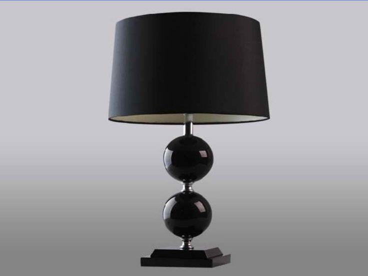 Colorfull battery operated table lamps