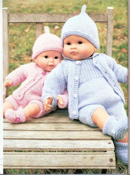 pour poupées de 33 et 40 cm