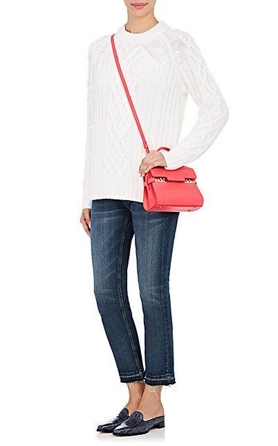 DELVAUX mini handbag.