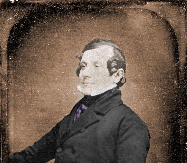 Stephen Stanley, the surgeon on HMS Erebus' last voyage