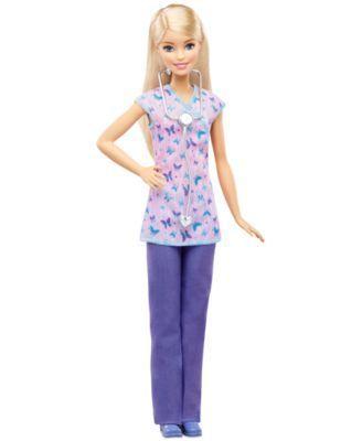Mattel's Barbie Nurse Doll