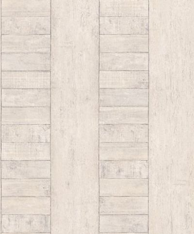 Wood panelling (8866-20) - Albany Wallpapers - A richly detailed Scandinavian panelled wood effect design - with the look of distressed and faded wood in pale natural colours with stripe effect. Please request sample for true colour match. Paste the wall.