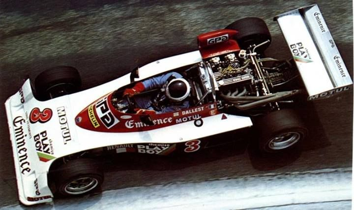 f1 30 mai 1977-Formule Renault Europe-Richard Dallest AGS
