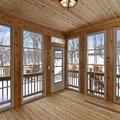 Sunroom Design   home.   Pinterest   Sunroom, Screened ...