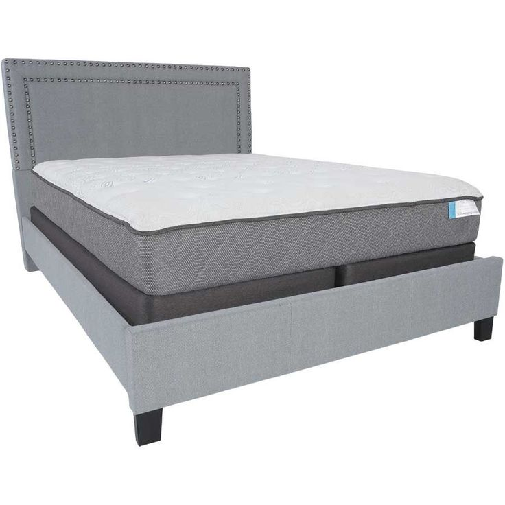 Grey King Bed $348 @ American furniture warehouse