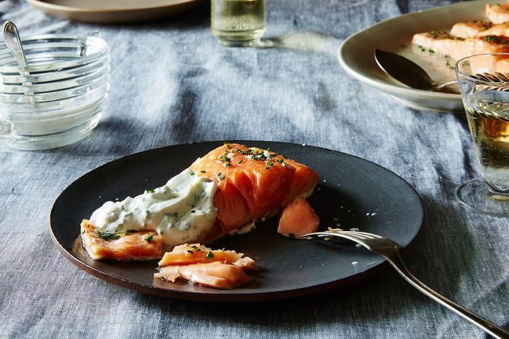 Sally Schneider's Slow-Roasted Salmon (or Other Fish) recipe on Food52