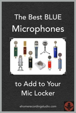 The Best Blue Microphones to Add to Your Mic Locker http://ehomerecordingstudio.com/best-blue-microphones/