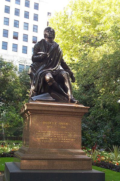 Visit+Literary+Statues+in+London,+Part+2