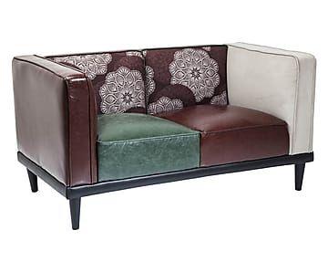 Zweisitzer-Sofa Dressy, B 130 cm
