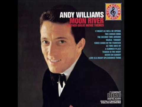 Andy Williams - A Summer Place - 1962 (R.I.P. Andy! A great, kind man! My husband & I had the pleasure of meeting him while working in his Branson, MO. home a few years back. ~Cindy McMullen~)