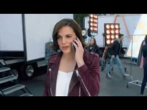 Lana Maria Parrilla is in a commercial! An actual commercial! #EvilRegals