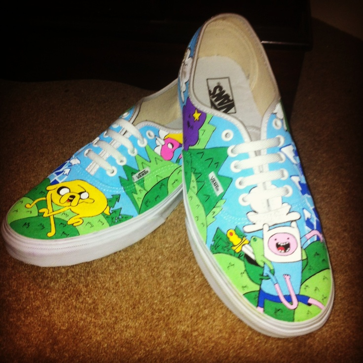 Hand painted custom Vans with a design of your choice!  http://item.mobileweb.ebay.co.uk/viewitem?itemId=181062707344