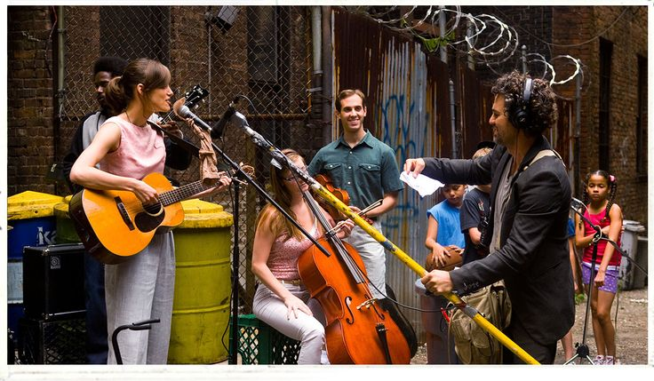 """Begin Again,"" the latest film from writer-director John Carney, is a hopeful story of the endless possibilities for starting over and the power of collaboration. It is to music lovers what food is to foodies. Well worth the price of admission. Keira Knightley, Mark Ruffalo and a fabulous supporting cast of actors and musicians, make truly beautiful music together on the streets of New York City in the summer. A must see! Click the pic for more details, photos and music clips."