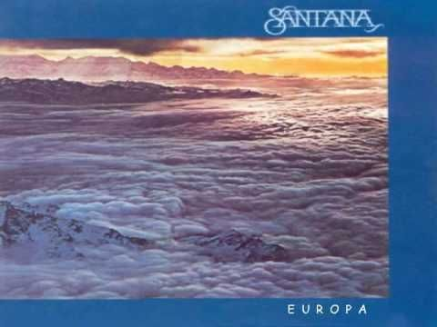 Reminds of good times and my Ex ( he was a great musicial!) Carlos Santana, Europa from the album Moonflower