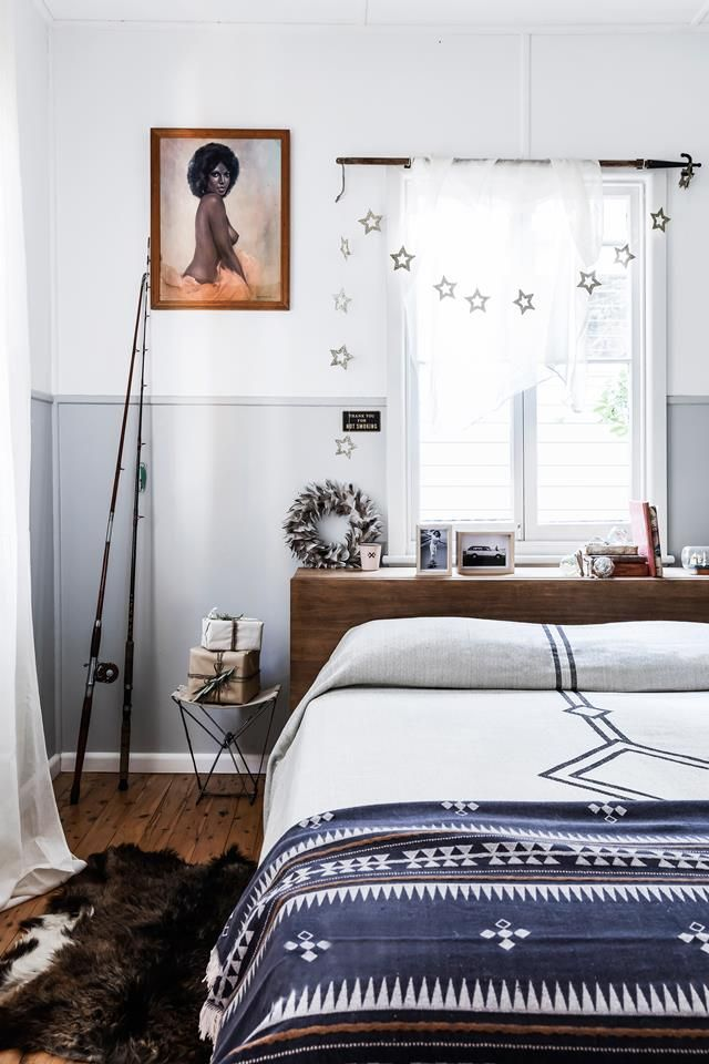 This nautical-inspired beach shack north of Sydney is the perfect place for a relaxed weekend. Photo: Maree Homer | Styling: Kerrie-Ann Jones, Lisa Burden | Story: real living