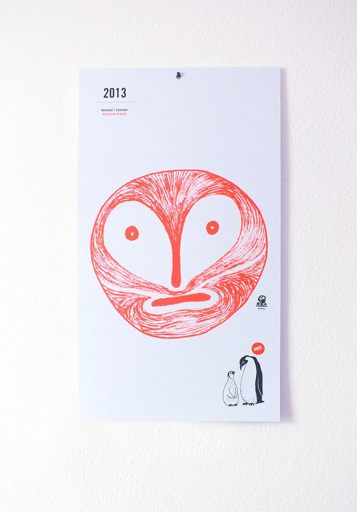 Bronze Award for HRG 2013 Calendar by NAPOLI (2013)