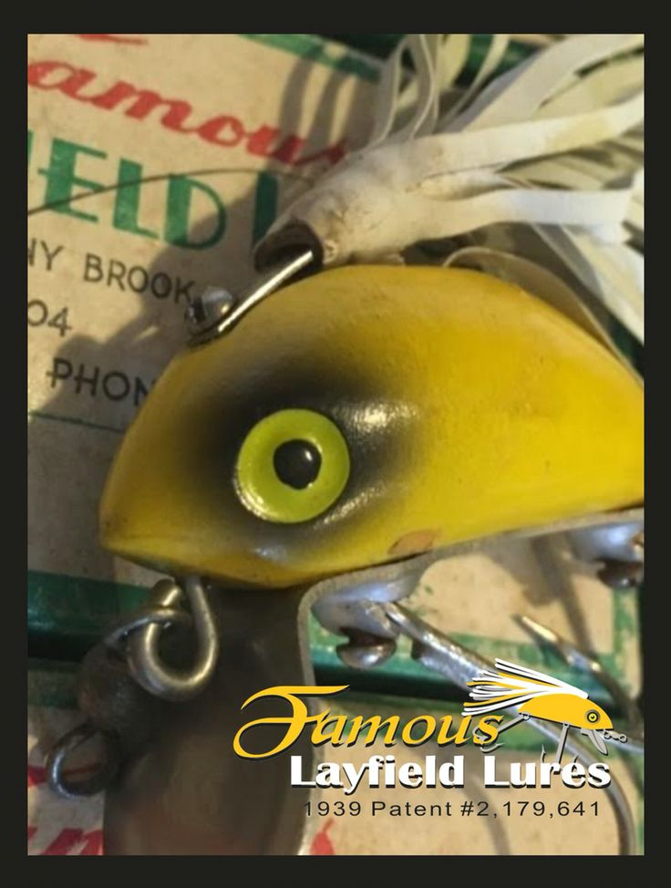 17 best images about fish lures on pinterest | plugs, antique, Fishing Bait