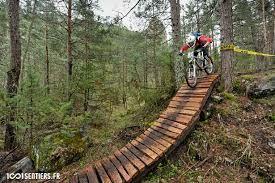 Cykel parkera Brig
