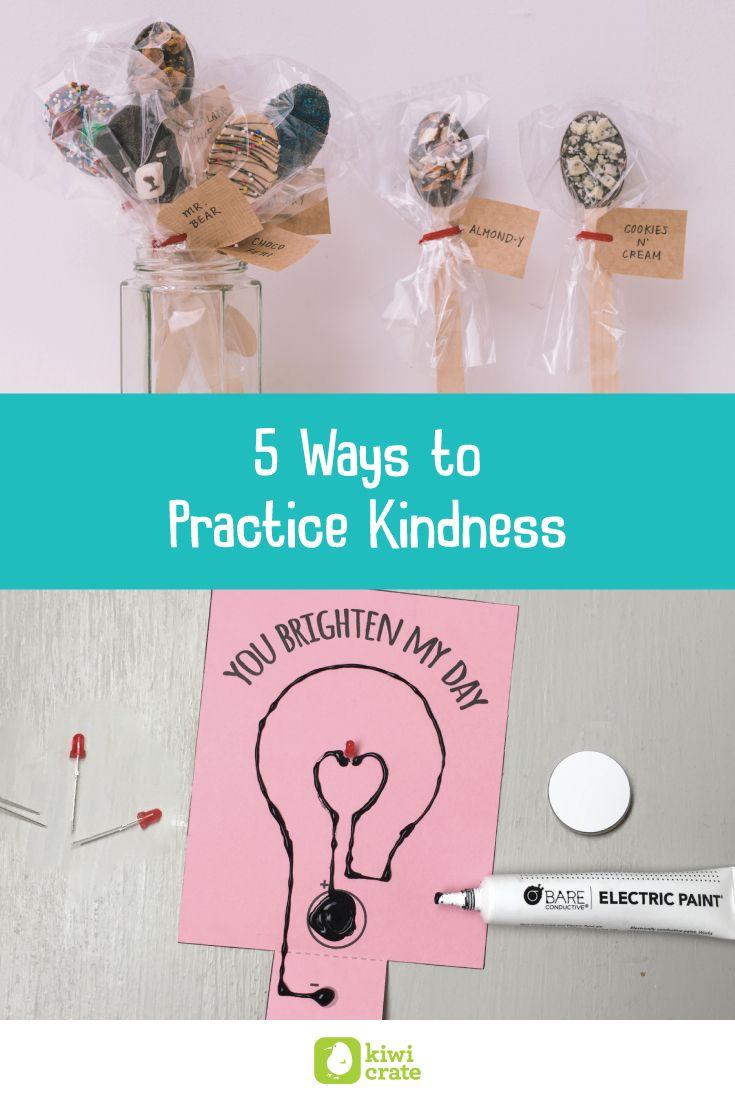 Essay on kindness for children