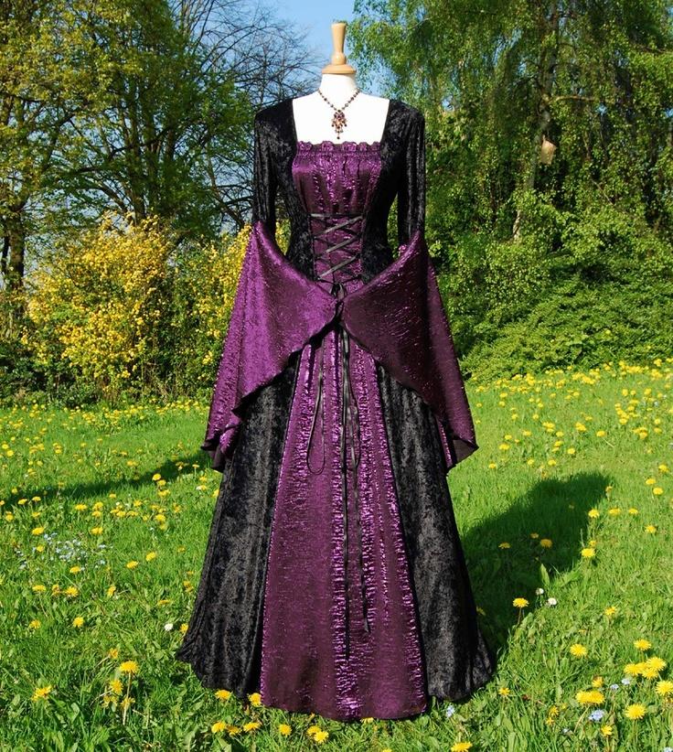 Plus Size Renaissance Wedding Dresses Naf Dresses: 53 Best Images About Medieval Dress On Pinterest
