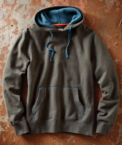 The Countermeasure Hoodie from Carbon2Cobalt an effortlessly cool and comfortable men's sweatshirt for travelling this Holiday season