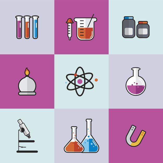 Ilustracion De Conjunto De Instrumentos De Laboratorio De Quimica Vector Gratuit Decoracion Laboratorio De Ciencias Materiales De Laboratorio Fondos De Quimica