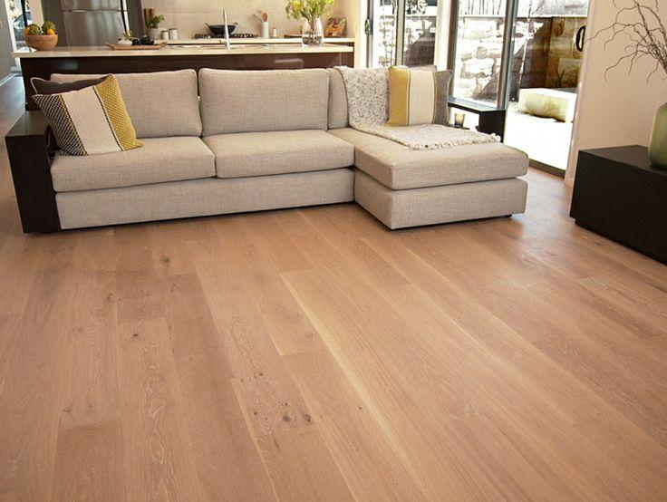 Carpet Call: Timber Flooring -- Oak Limewashed