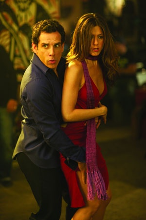 A picture is worth 1000 words...this is why we love Along Came Polly! Ben Stiller and his dance moves are just spectacular! What's your favourite Along Came Polly moment?