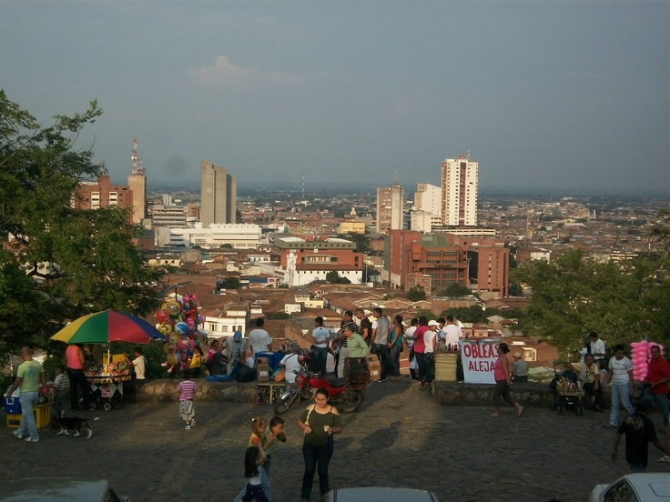 Mirador del barrio San Antonio
