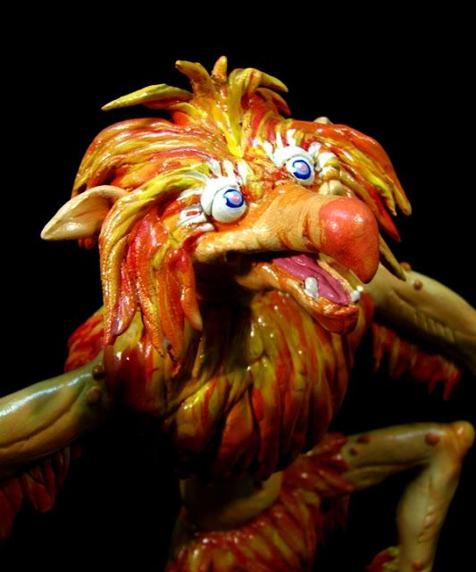 Jim Henson's LABYRINTH Sculptures