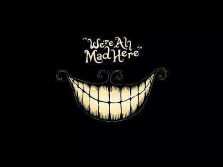 Картинки по запросу cheshire cat smile