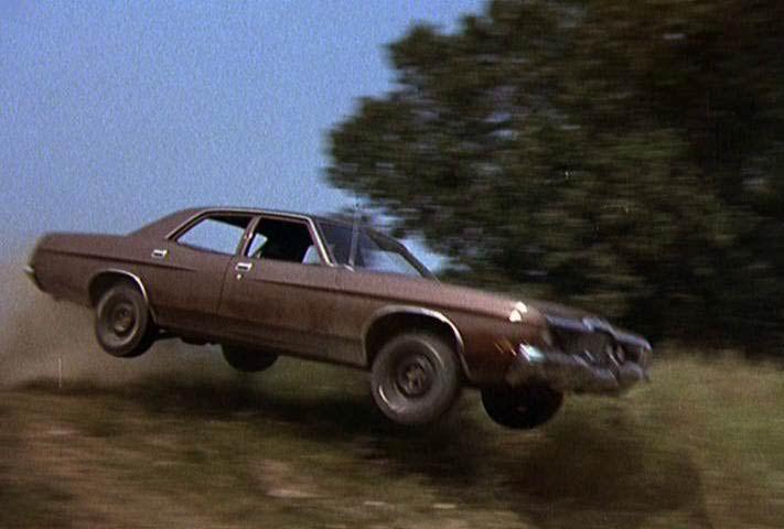 Burt Reynolds in the 1973 movie White Lightning a 71