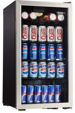 3.3 CuFt. Beverage Center,Holds 128 Cans,Free Standing Application traditional major kitchen appliances