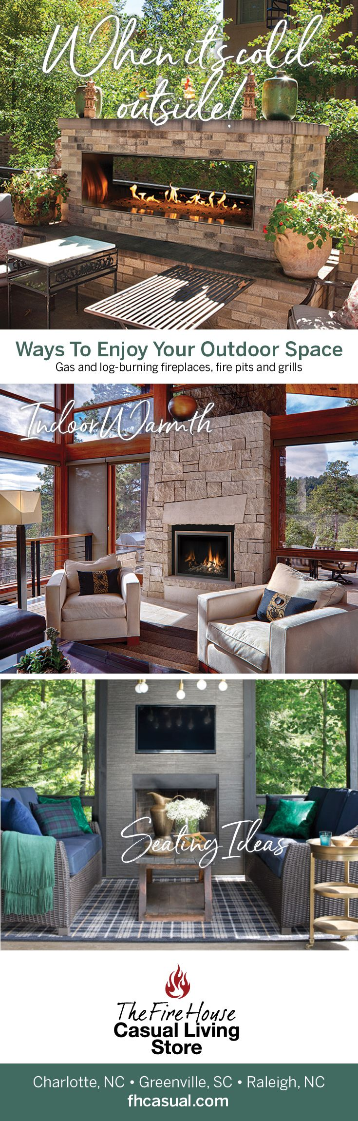 The Fire House Casual Living Store (fhcasual) On Pinterest.