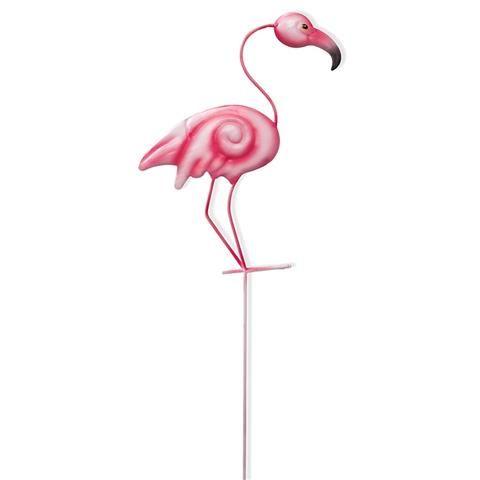 Garden Stick - Flamingo