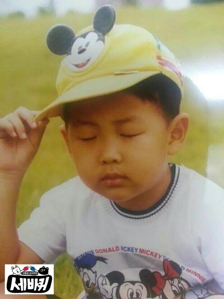 RapMon isss soo cutee im sheeding some real tears rn