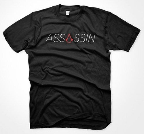 Camiseta Assassin - Assassin's Creed