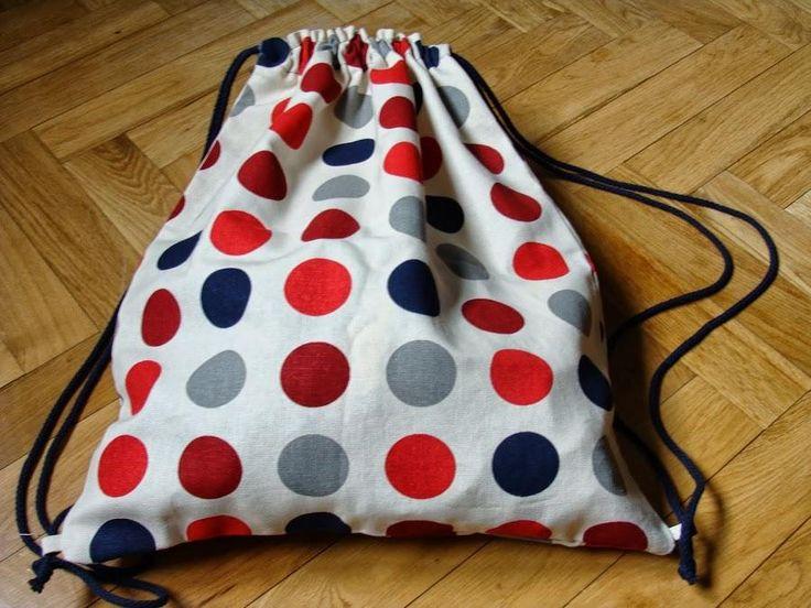 Las mochilas de cuerdas son tan cómodas que muchas veces no queremos ni cambiar de bolso. ¡Aprende a hacer la tuya!