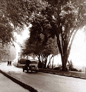 Vintage pic of Lakeshore in Grosse Pointe