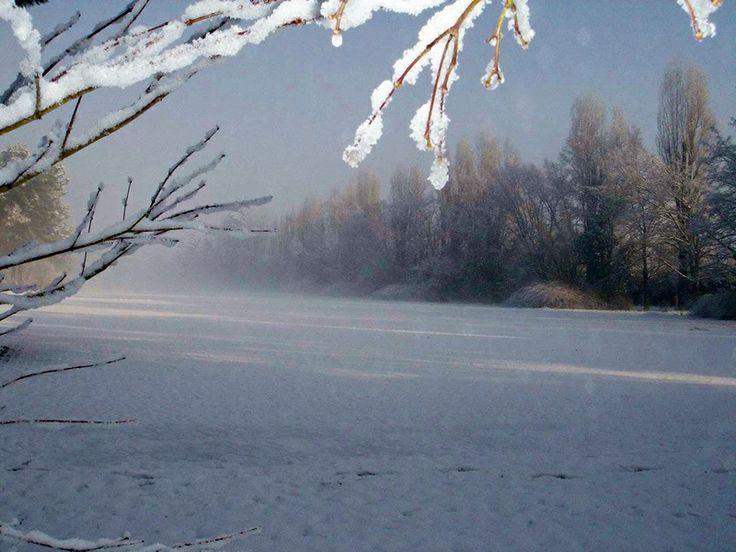 # Magic # snow