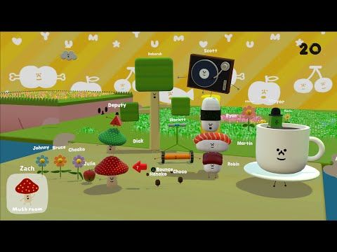 Wattam Sneak Peek - YouTube